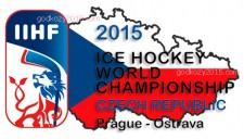 Чемпионат мира по хоккею 2015 в Чехии!!!