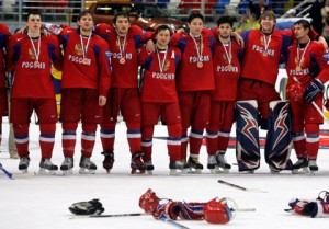 RUSSIA ICE HOCKEY WORLD CHAMPIONSHIPS